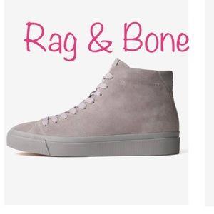 NWOB Rag & Bone high top sneakers